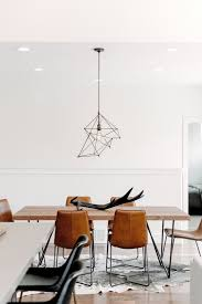 dining room light fixtures contemporary. Contemporary Dining Room Light Fixtures Beautiful Modern Industrial Style In A Utah 4 Bedroom Interiors B