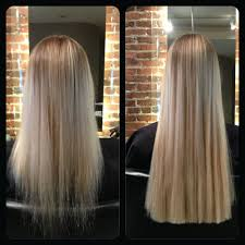 Dream Catcher Extensions Shrink Links Hair Extensions One Stylists Quest To Spread The 85