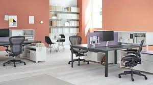 office furniture layouts. Office Desk Layouts Black Chairs At Variety Of Layout Studio Individual Workstations In A Shared Furniture