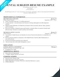 Dental Assistant Resume Sample Examples Of Dental Assistant Resumes