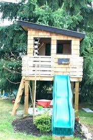 kids playhouse plans best of kid club house plans clubhouse backyard playhouse ideas best