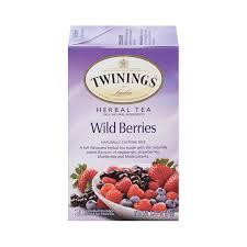 Twinings <b>Wild</b> Berries <b>Herbal Tea</b> – Twinings North America