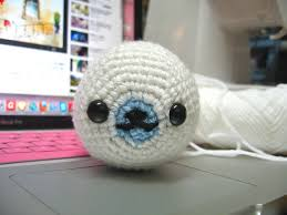 Amigurumi Patterns Free Cool Ravelry Mamegoma Seal Amigurumi Pattern By Nana's Kollection