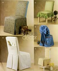 dining chair seat slipcover pattern. chair slip cover pattern vogue v8059 fabric covers formal banquet seat uncut via dining slipcover