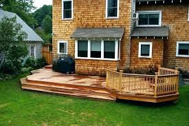 patio deck designs home large size of small ideas with finest outdoor plans pdf x decks