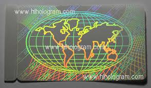 hologram Overlay images Of Index