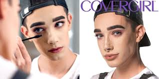 you might recognise makeup artist and your james charles s face from his flawless senior pictures they went viral after he revealed that he d brought
