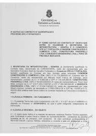 Consórcio fortaleza 1 (oros engenharia ltda i endeal. 2