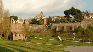 Viterbo Tourist Sights On The Map