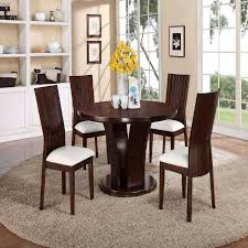 nice round dining room table and chairs designsolutions usa concept