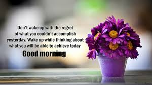 Good morning inspirational quotes Inspirational Good Morning Wishes 74