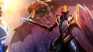Dota 2 Dragon Knight, Dota 2, Dragon ...