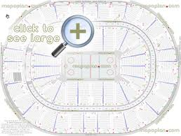 Smoothie King Center Arena Seat Row Numbers Detailed