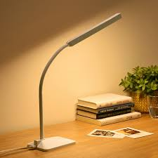 office table lights. Contemporary Table Eye Protection LED Desk Lamp 5level Dimmeru0026Color Touch Control Flexible  Reading Study Office In Office Table Lights
