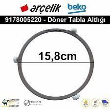 Arçelik Beko Mikrodalga Fırın Tabak Tepsi Çevirici 9178005220 Fiyatları ve  Özellikleri