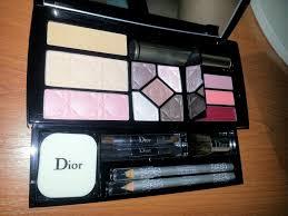 dior travel makeup palette photo 3 100 authentic ltd