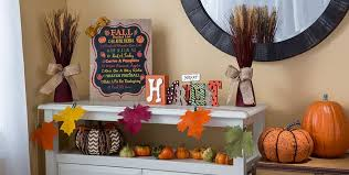 Small Picture Thanksgiving Home Decor Party City