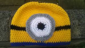 Minion Hat Crochet Pattern Inspiration Hat Inspired By Minions New Free Tutorial From Ukcrochetpatterns