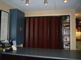 accordion closet doors. SP13- Interior Woodfold Accordion Door (Custom) Closet Doors