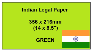 Papers Paper Indian Legal Paper Green Legal Papers Printer Paper Octopus