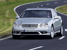 2003 Mercedes-Benz CL55 AMG - Mercedes-Benz M113 engine ...