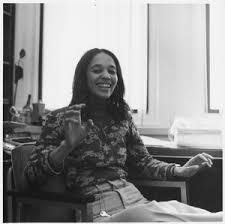 Bernadette Anita Nelson Shapiro seated in her office - Digital ...