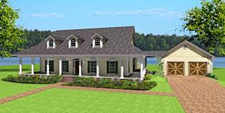 one story farmhouse plans as well as plan 2579dh country spectacular