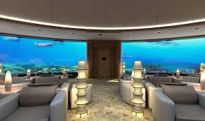 real underwater hotel. Or Over Water Villa, Two Nights In A Luxury Underwater Suite, Diving Onboard Expedition Submarine Outside The Lagoon And Many More Attractions. Real Hotel Y