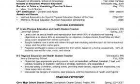 Sample Teacher Resumes Beautiful Resume Examples For Yoga Teachers