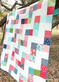 Fat Quarter Baby Quilts – co-nnect.me & ... No Bake Jolly Bar Free Quilt Pattern By Fat Quarter Shop Fat Quarter  Shops Easy Fat ... Adamdwight.com