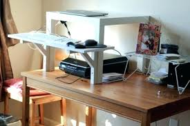 Knotten Standing Desk Ikea Cuisine Siege Bar Standing Sk With The