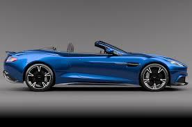 2018 Aston Martin Vanquish S Volante Side Profile  M