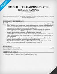 office administrator resume samples 21 best resumes and reference letters images sample resume resume