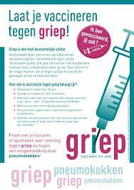 Laat je vaccineren tegen Griep ! | Apotheek Gellik-Lanaken, Ramaekers -  Tel. 089 71 38 18
