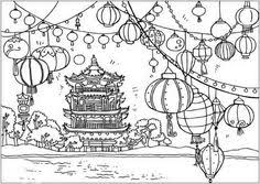 Small Picture Chinese New Year Dragon Coloring Page Worksheets Dragons and