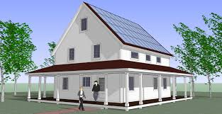 Small Picture Net Zero Energy House in a Kit GreenBuildingAdvisorcom