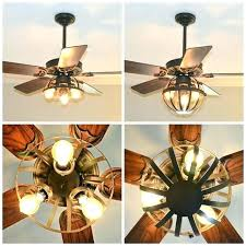 ceiling fans without lights remote control. Rustic Ceiling Fans Without Lights Fan Light Fixtures With Remote Control  Fixture . L