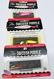Swedish Pimple Color Chart