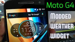 amp; Moto Weather Youtube New G4 Widgets Clock Plus Alternative 2 S1U5Srqw