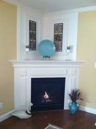 Cheap Fireplace Makeover Ideas Great Idea To Replace The Retro Fireplace In Our Living Room