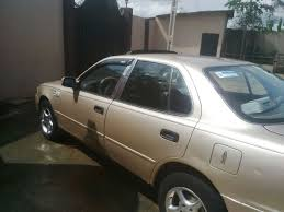 SOLD! SOLD!! SOLD!!! Registered Manual Drive Toyota Camry Orobo ...