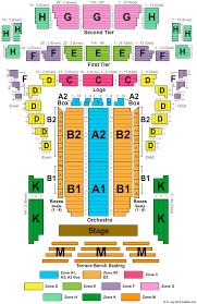Davies Symphony Hall Seating Chart
