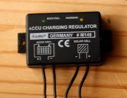 solar powered 12v lighting system transition ipswich kemo float charge controller