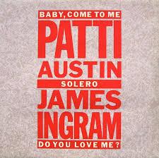 Patti Austin & James Ingram - Baby, Come To Me (1983, Vinyl)   Discogs