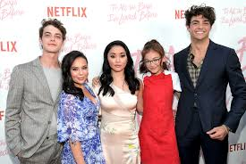 To all the boys i've loved. This Behind The Scenes To All The Boys I Ve Loved Before Secret Will Make Your Heart Melt Tigerbeat