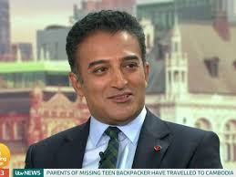 Adil Ray of GOOD Morning Britain Appeared To Take A Thinly Veiled ...