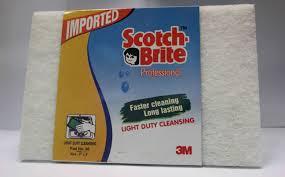 Scotch Brite Light Duty 3m Scotch Brite No 98 Swift International