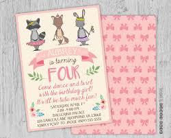 full size of ballerina 1st birthday invitation wording no gifts donation envelopes invitations please diy