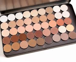 Swatches: <b>MAC Neutral</b> Eyeshadows Photos + Swatches