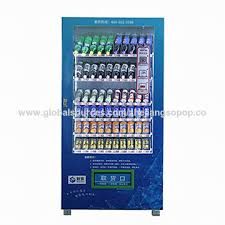 Cold Drinks Vending Machine Custom China 48 Hot Sale Automatic Cold Drink Vending Machine From